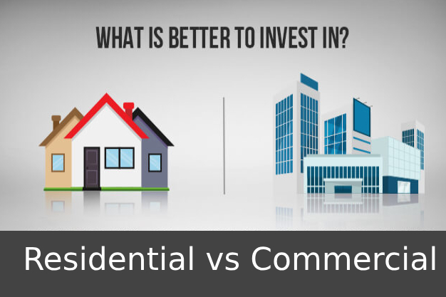Investment Prospects - Residential vs. Commercial Properties