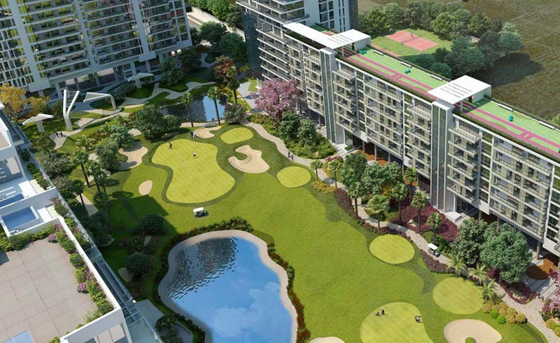 M3M Golf Estate Sector 65 Gurgaon