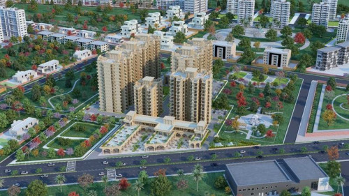 MRG World The Balcony Sector 93 Gurgaon
