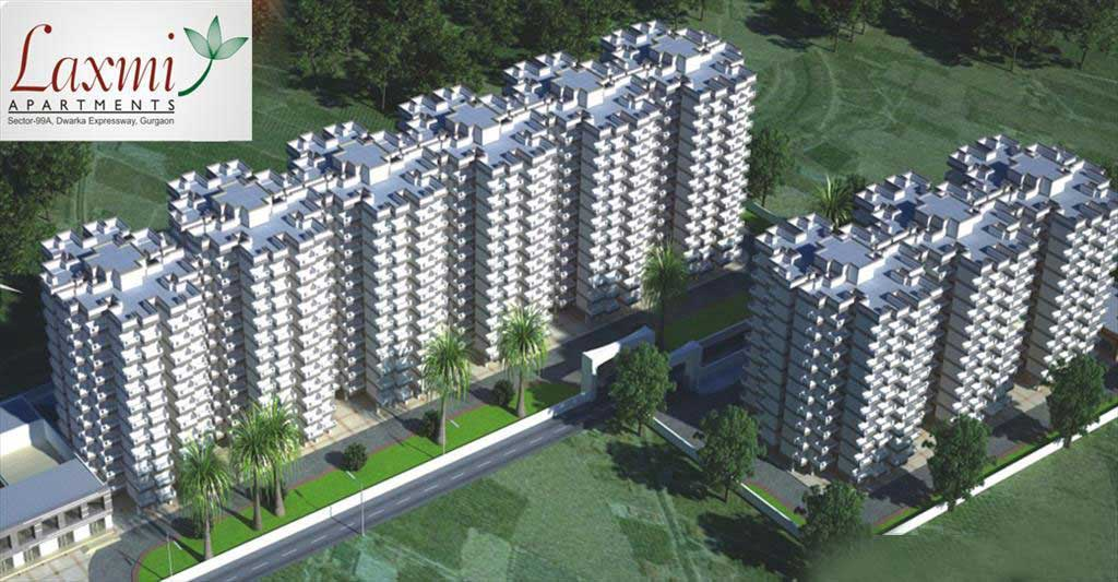 Pareena Laxmi Apartment Sector-99A Gurgaon