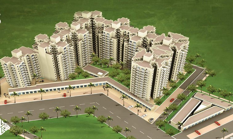 ROF Aalayas Sector-102, Gurgaon  brochure layout