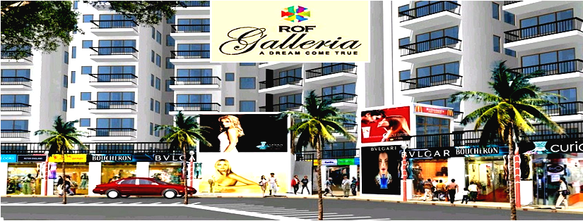 ROF Galleria Sector-102 Gurgaon