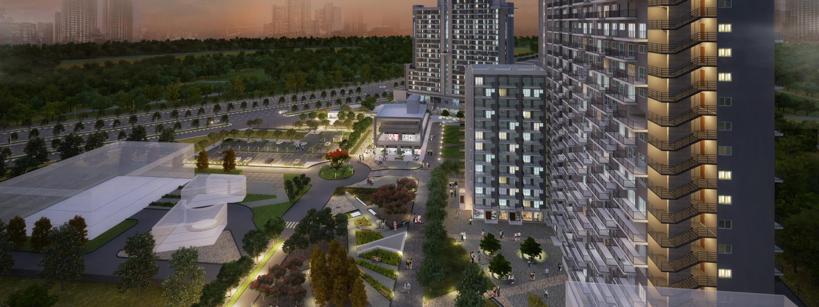 WTC (Word Trade Centre) 2nd Phase Sector 106 Gurgaon